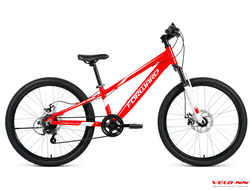 "FORWARD RISE 24 2.0 disc (рост 11"" 7ск.) 2020-2021"