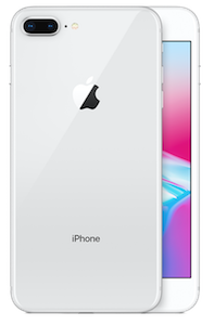 Apple iPhone 8 Plus 256gb Silver - A1897