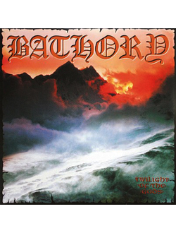 BATHORY - TWILIGHT OF THE GODS CD