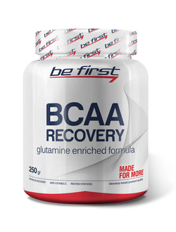 BCAA Be First BCAA Recovery