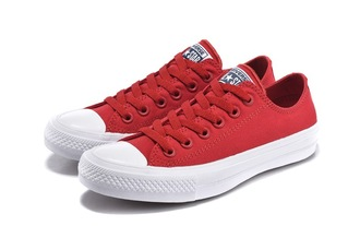 converse chuck taylor II salsa red 03