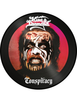 KING DIAMOND Conspiracy LP Picture