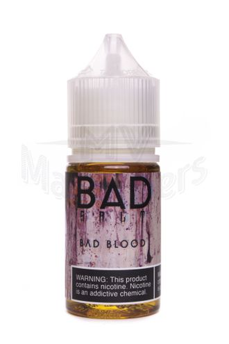 Bad Salts - Bad Blood
