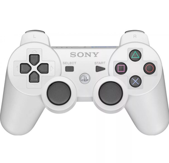 Геймпад PlayStation DualShock 3 (белый)