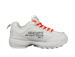 Кроссовки Fila Disruptor 2 x Off White (модификация 1)