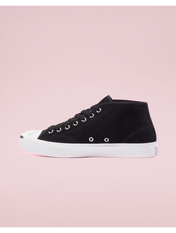 Кеды Converse Colors Suede Jack Purcell черные