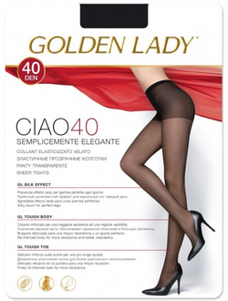 Golden Lady Ciao 40 den (2-5 размеры)