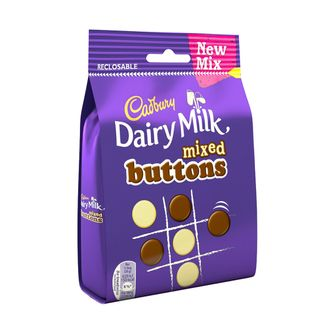 Cadbury Mixed  Buttons 115 гр