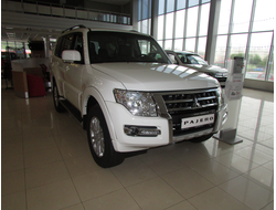Pajero IV 3.0 Ultimate AT