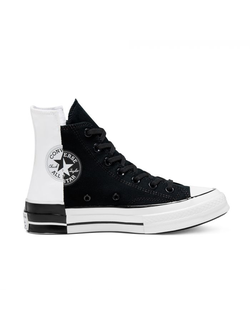 Кеды Converse Chuck 70 Rivals High Top черно-белые