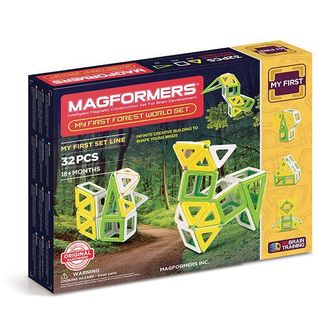 Конструктор Magformers My First Forest World Set