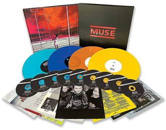 Muse - Origin of Muse 4-LP+9-CD BOX SET