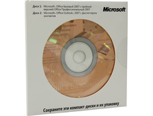 Microsoft Office 2007 Basic Edition RU OEM S55-00781