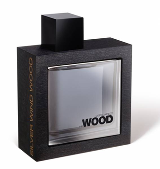 Мужской Dsquared2 He Wood Silver Wind арт-1353