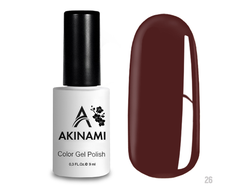 Akinami Red Brown AСG026, 9 мл