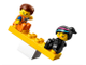 # 10895 Пришельцы с Планеты DUPLO / Emmet and Lucy's Visitors from the DUPLO Planet