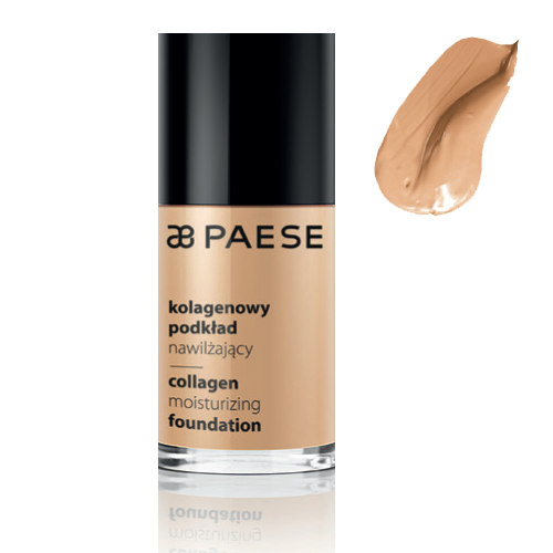 Тональный крем COLLAGEN MOISTURIZING FOUNDATION PAESE