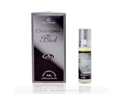 Champion Black / Чемпион Блэк Al Rehab Perfumes 6 мл