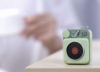 Радио Xiaomi Radio Elvis Presley B612 Wilderness Green