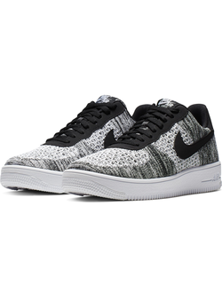 "Nike Air Force 1 FLYKNIT 2.0 ""OREO"" AV3042-001"