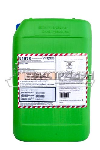 RO SURFACTANT CLEANER UNITOR
