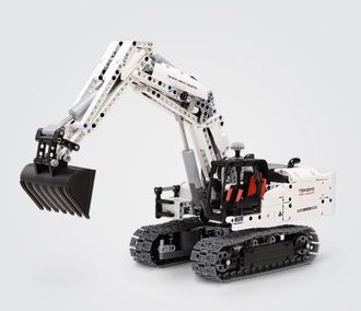 Конструктор Xiaomi Mitu Building Blocks Mobile Engineering excavator