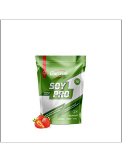 Протеин Genetic Lab Nutrition Soy Pro 900 гр