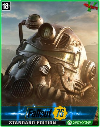 Fallout 76(XBOX ONE)