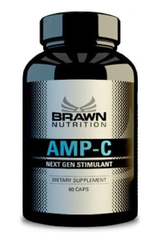 BRAWN AMP-C (AMP Citrate 60 caps)