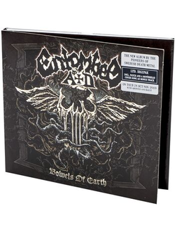 Entombed A.D. - Bowels Of Earth CD