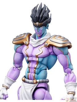 Фигурка Платиновая звезда (Star Platinum ver 2.)