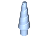 Horn (Unicorn), Bright Light Blue (89522 / 6055615 / 6223426)