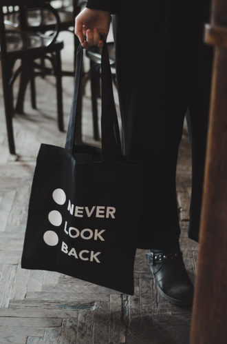 Шоппер Never Look Back в интернет магазине Bagcom