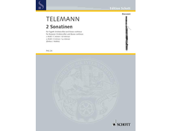 Telemann: Two Sonatinas for Bassoon