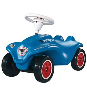 Машинка каталка Big New Bobby Car Blau Арт. №. 56201
