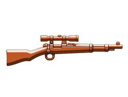 Kar98 Scoped Rifle
