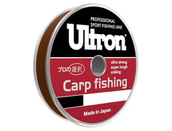Леска  ULTRON  Carp  Fishing  110м (шт.)