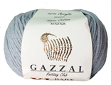 GAZZAL BABY COTTON XL 3430 серый