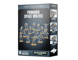 Warhammer 40000: Start Collecting! Primaris Space Wolves