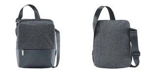 Сумка на плечо Xiaomi Mi 90 Points Basic Urban Shoulder Bag серый