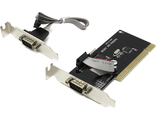 Контроллер расширения ORIENT XWT-PS050V2LP PCI to COM 2-port Low Profile (WCH CH351)