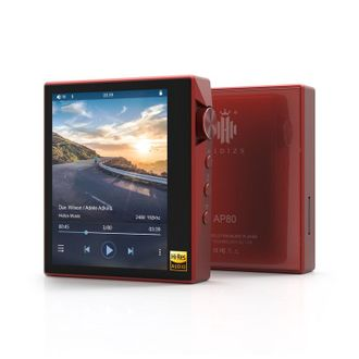 Hidizs AP80 Red