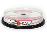 DVD-RW SMART TRACK 4.7 Gb 4X Design 2008 CB-10