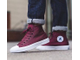 converse Deep Bordeaux живое фото