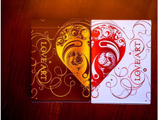 Love Art Deck Limited Edition (Red)