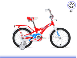 "FORWARD CROCKY 16"" (Красный) Kiddy-Bikes"