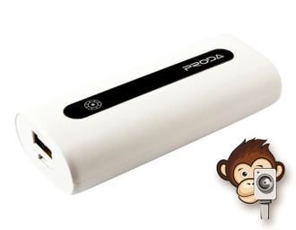 Power Bank 5000 mAh Remax E5-3