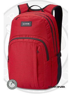 Dakine M Campus 25L Crimson Red
