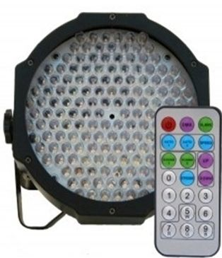 Ross Led flat Par RGBW 154 RC