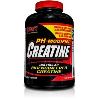 PH-Modified Creatine (120 капс) S.A.N.